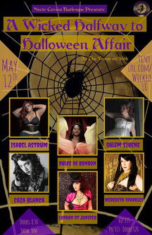 A Wicked Halfway to Halloween Affair