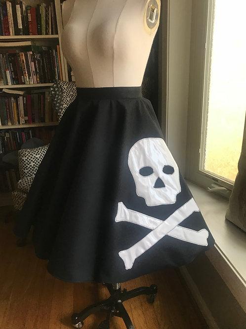 Jolly Roger Skirt
