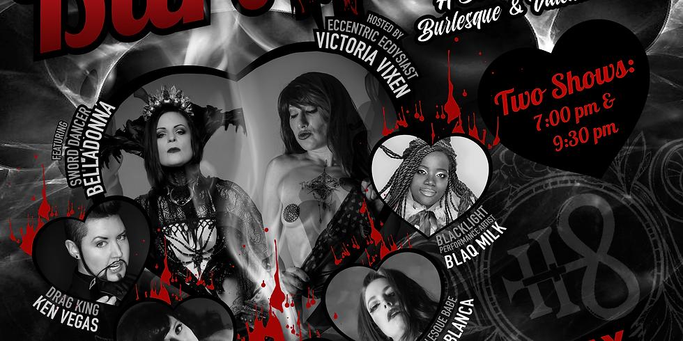 BurlHex: A Decadently Deviant Burlesque & Variety Show
