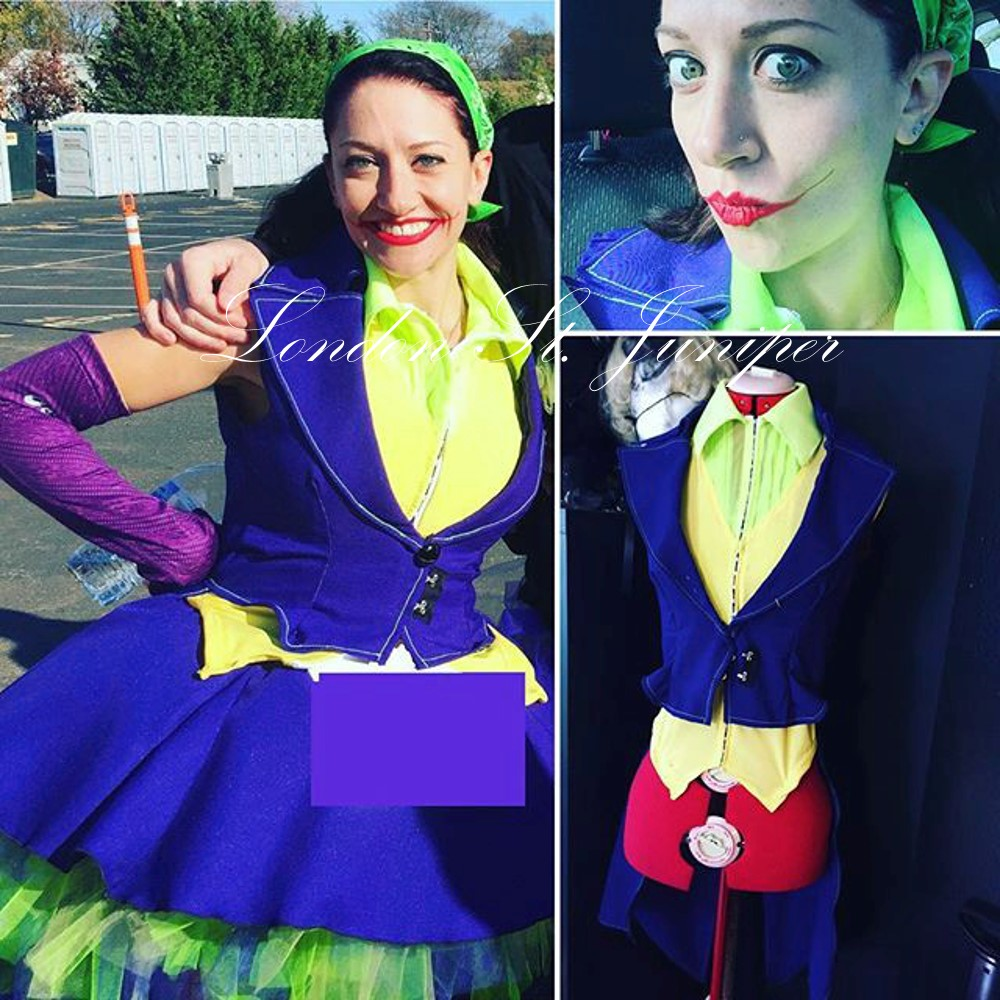 Joker Running Costume