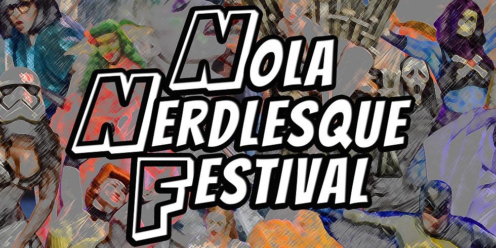 New Orleans Nerdlesque Festival: Vivacious Villainy
