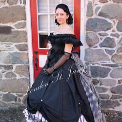 Victorian Ballgown
