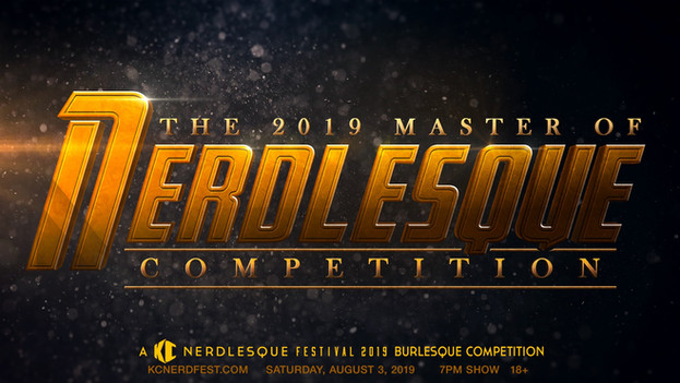 Master of Nerdlesque