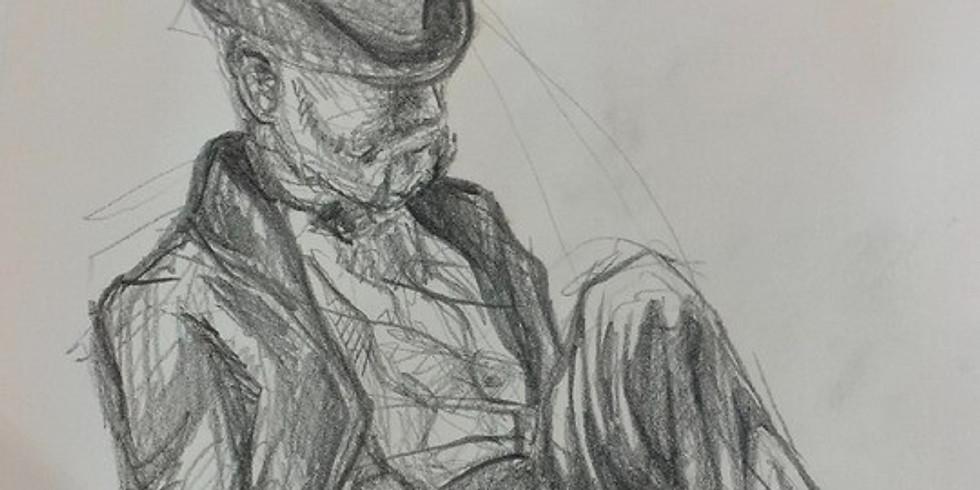 Outdoor Sketch Night - ArtFarm Annapolis