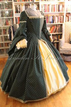 Princess Elizabeth Wedding Gown