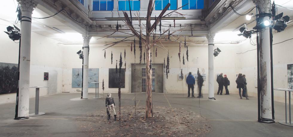 Exhibition View / Groupshow / Die Letzte Weltausstellung - Arche 2012 / 2012, Vienna