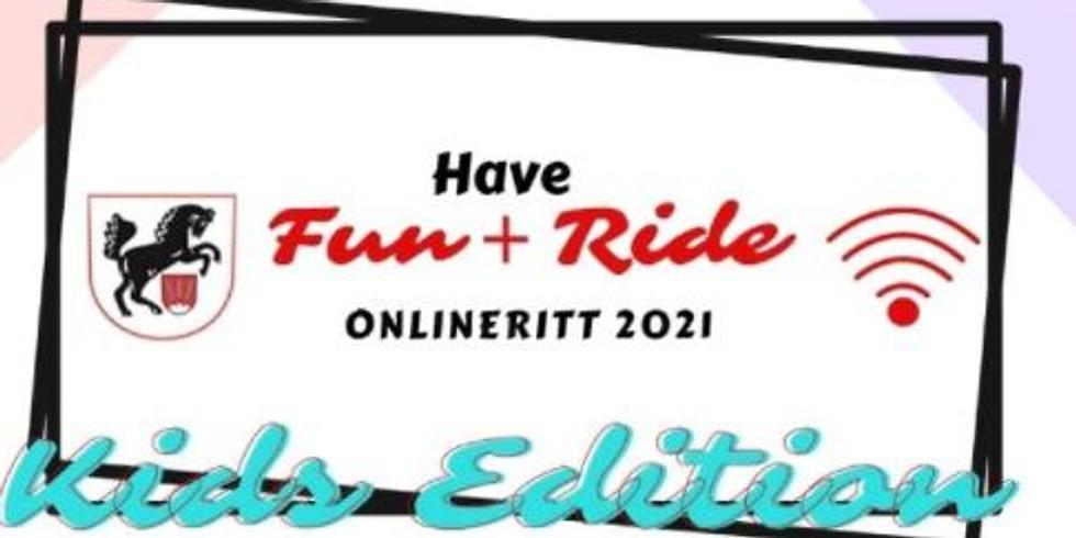 Fun & Ride Kids Edition