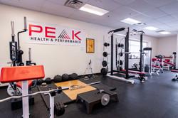 Peak Health & Performance Gym Wisconsin.