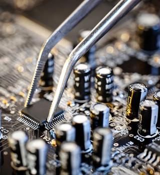 Computer Circuit Board Makro