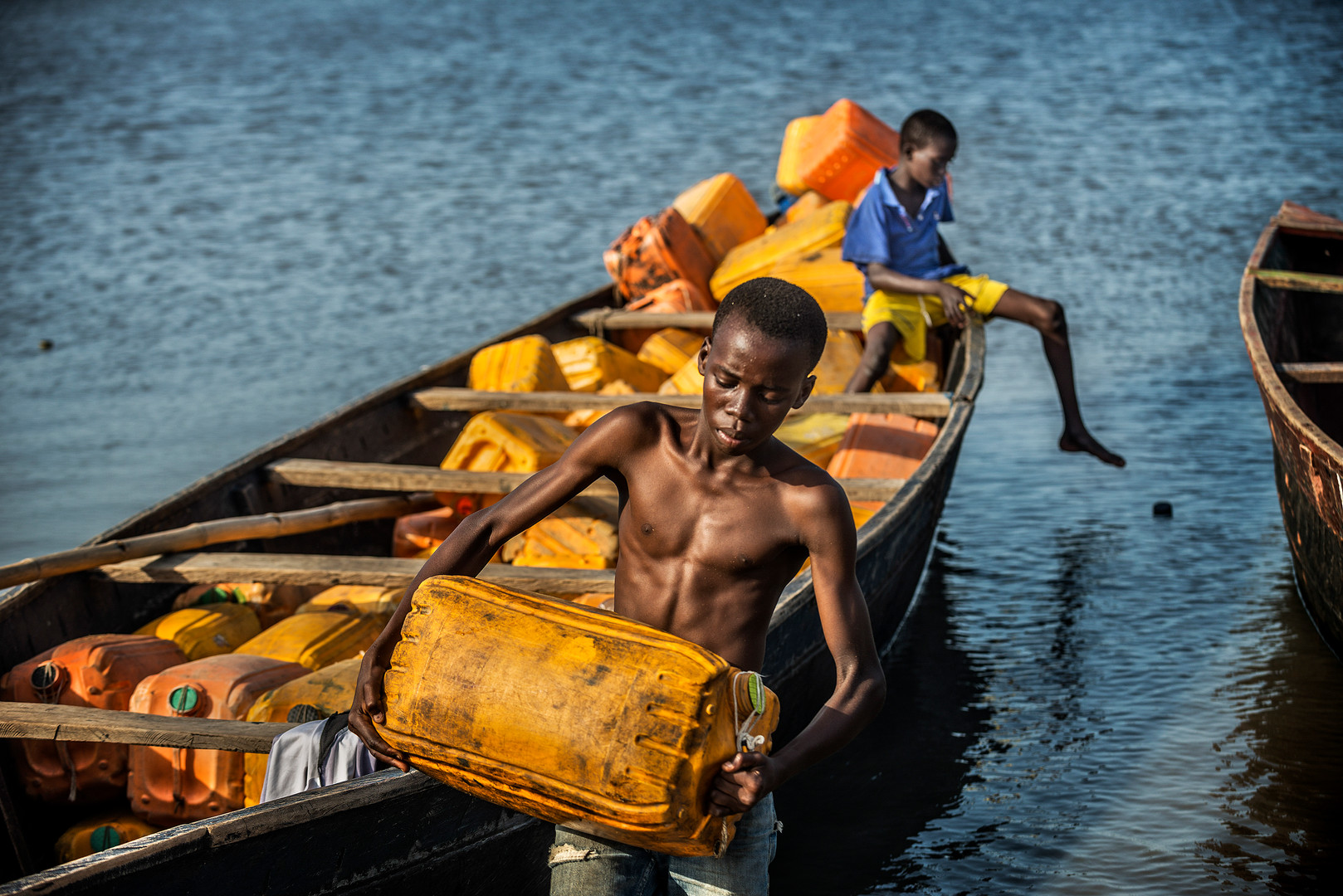 Boraka. Gasoline Traffickers 07.jpg