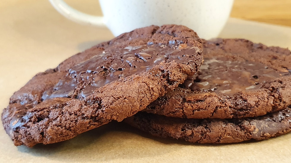Dark Chocolate Cookie