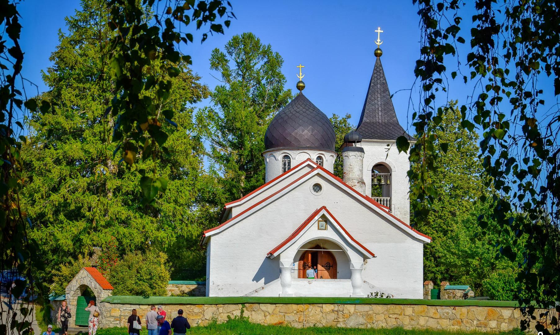 Троицкая церковь, Бёхово