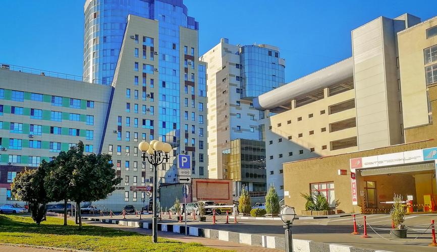 Центр города, Белгород
