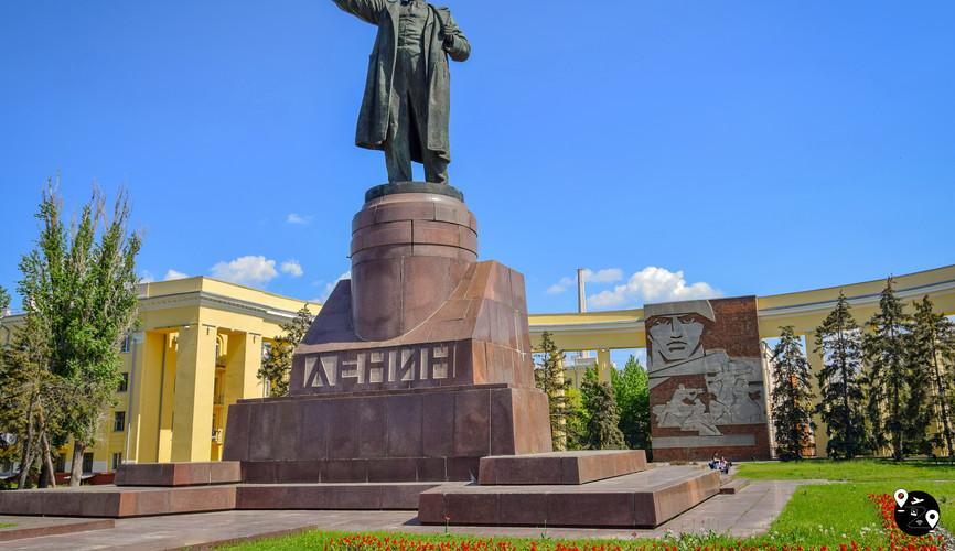 Площадь Ленина, Волгоград
