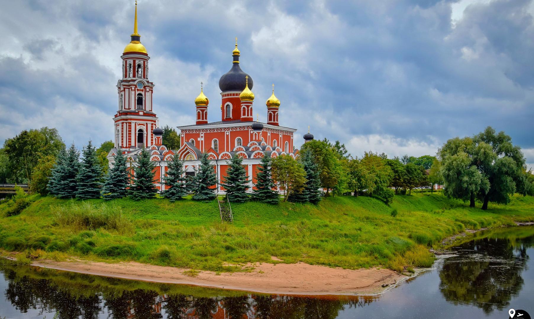 Воскресенский собор, Старая Русса