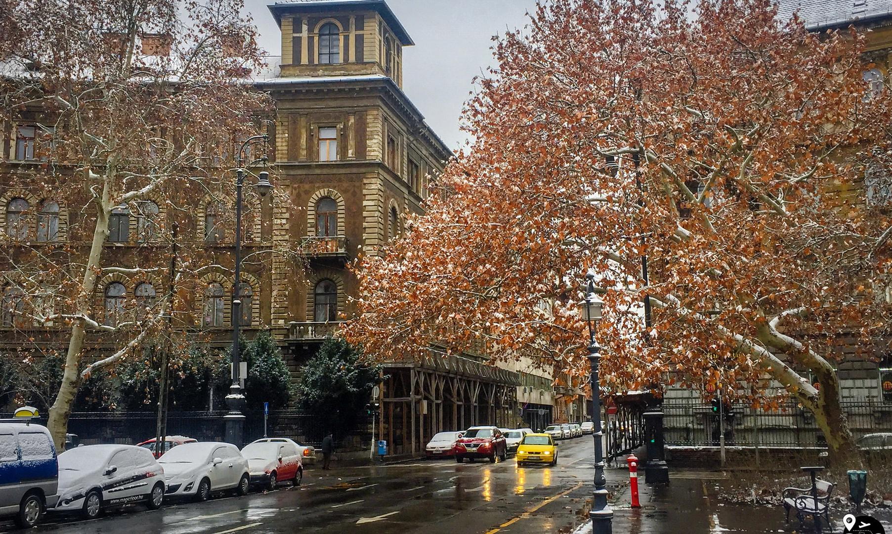 Центр города Будапешт