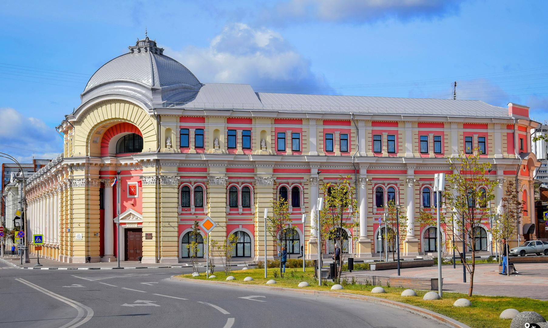 Городская администрация, Тула