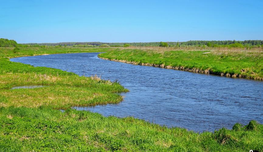 Река в Латвии
