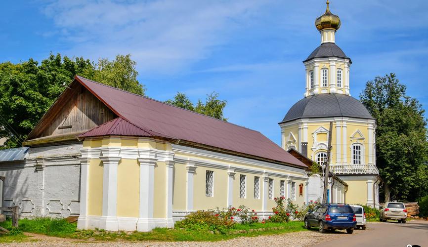 Богородицкий Житенный монастырь, Осташков