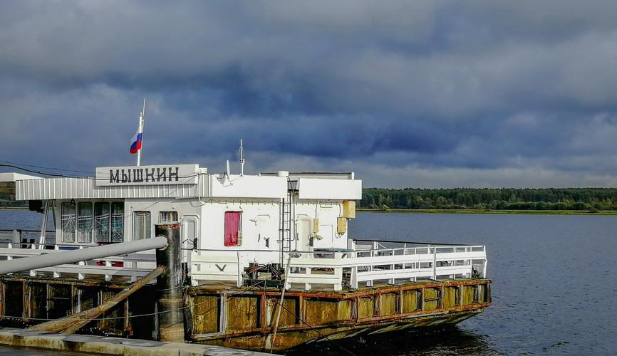 Речной порт, Мышкин