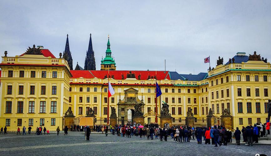 Королевский дворец, Прага