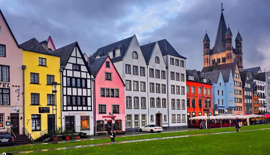 Старый город Кёльна