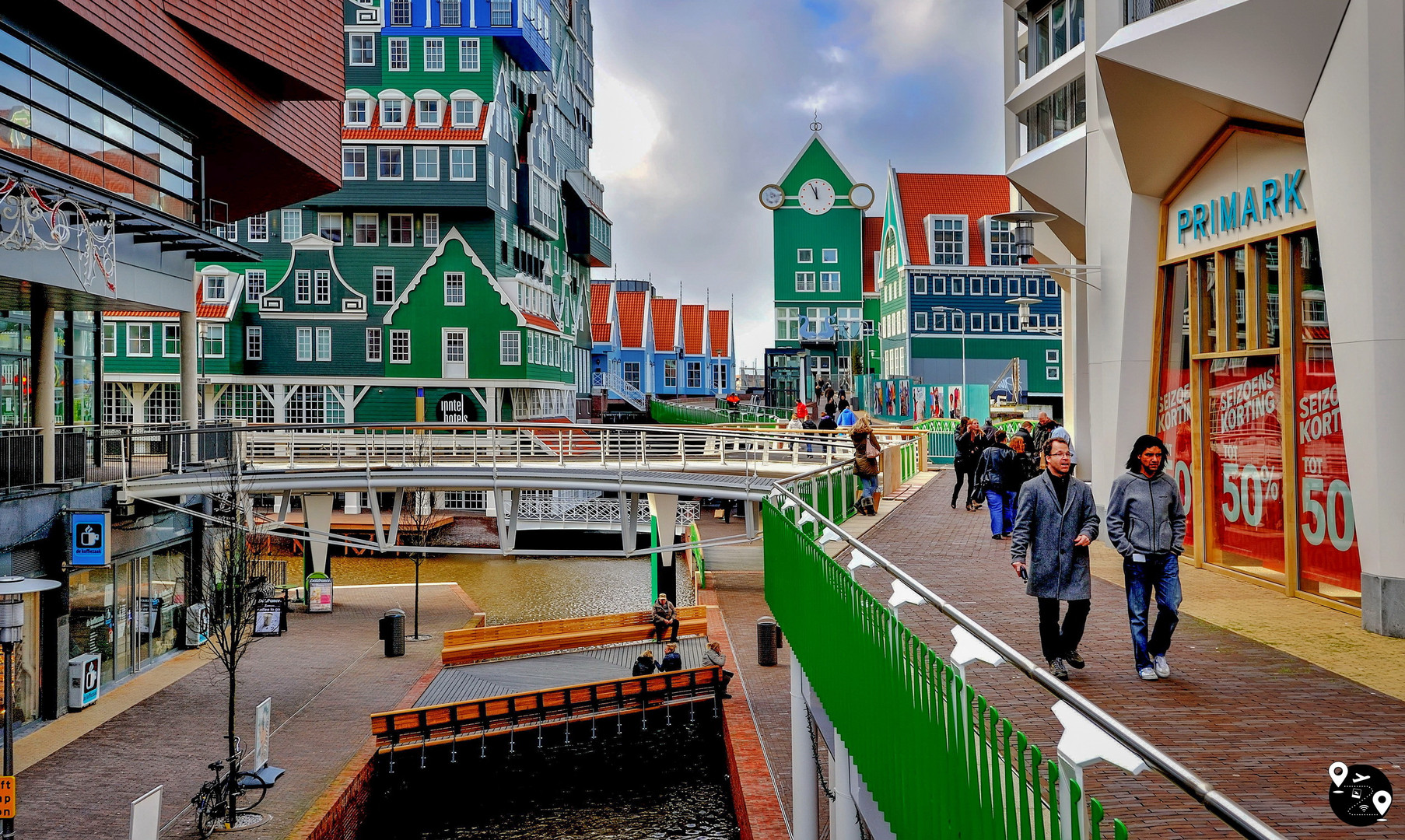 "Отель ""Inntel Hotels Amsterdam"", Заандам"