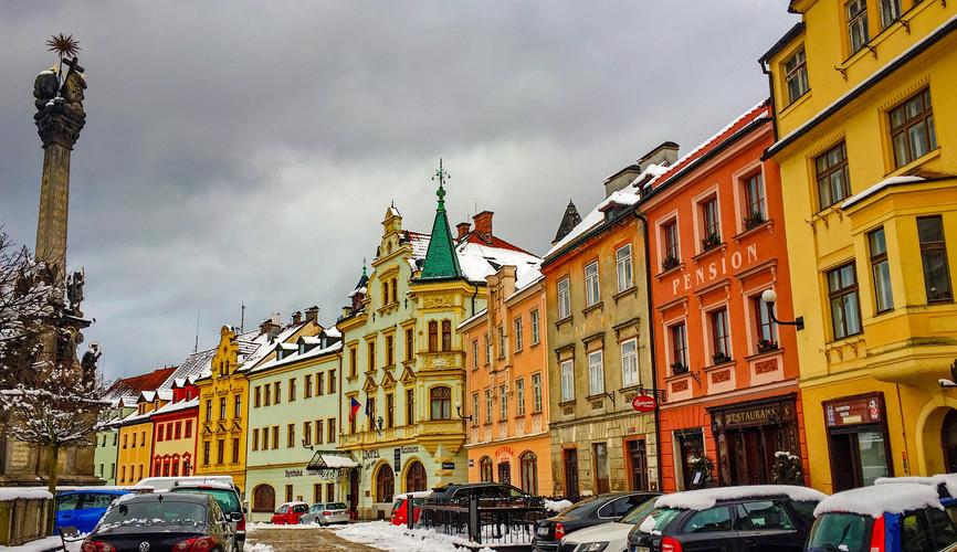 Старые улицы Локета