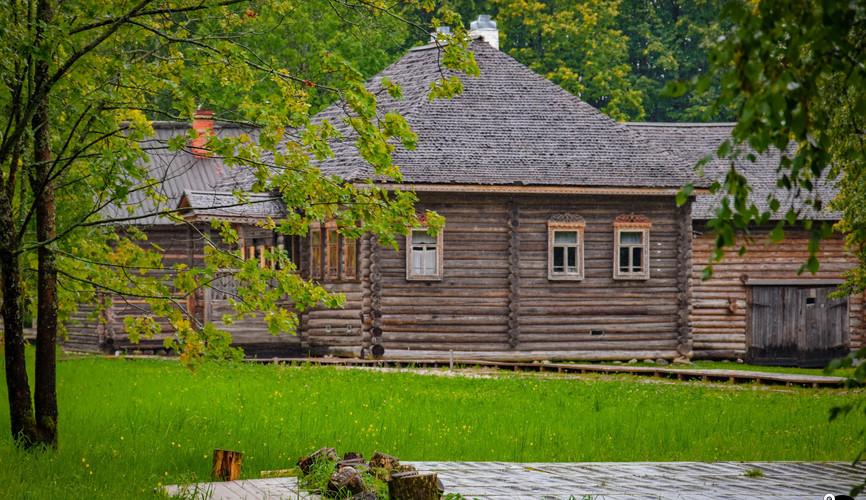 Русское деревянное зодчество, Витославлицы