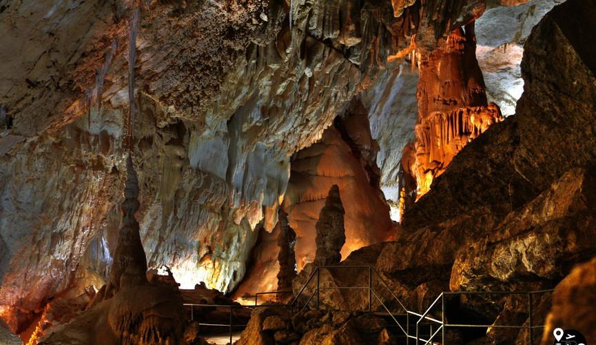 Новоафонская пещера, Новый Афон