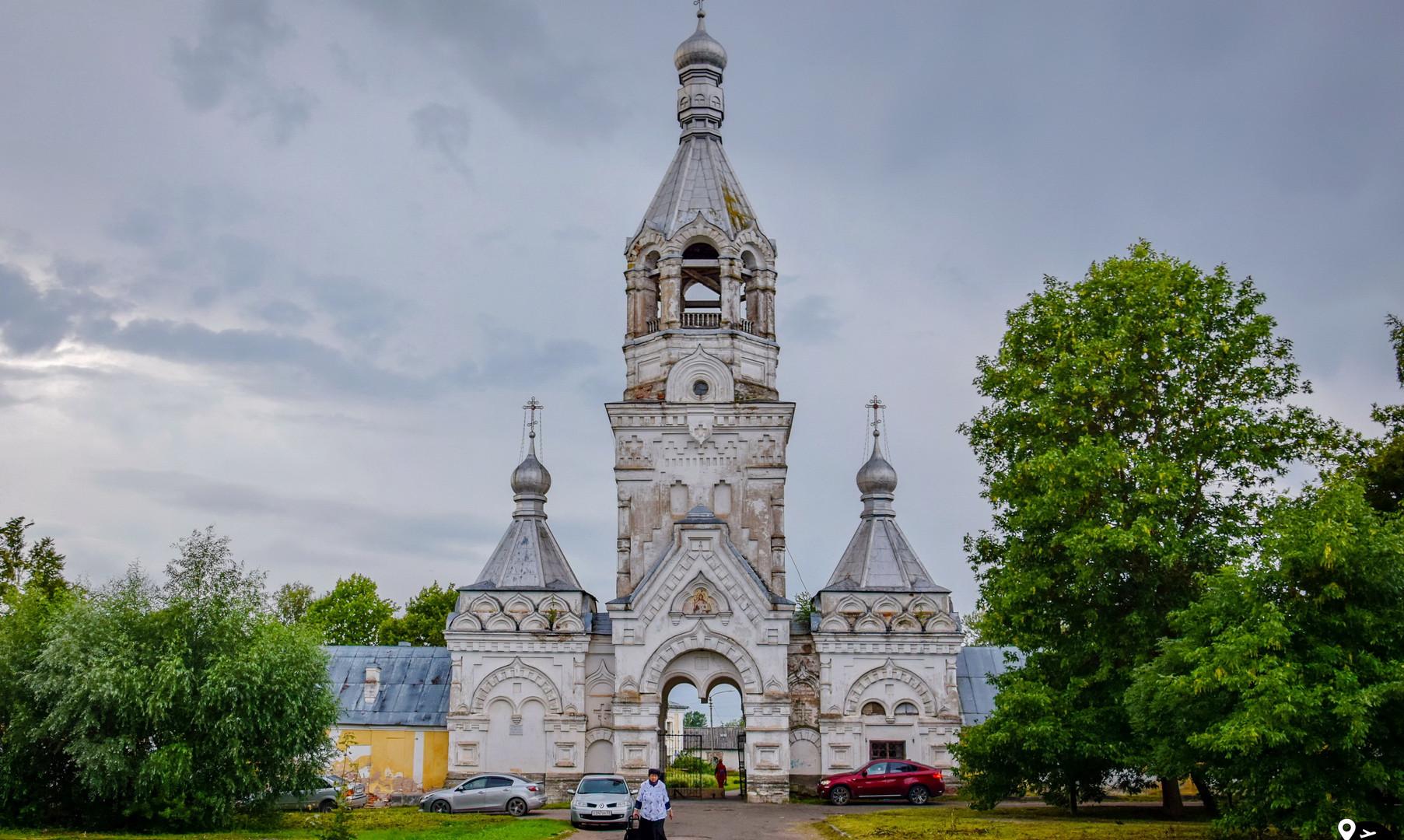 Десятинный Рождественский монастырь, Великий Новгород