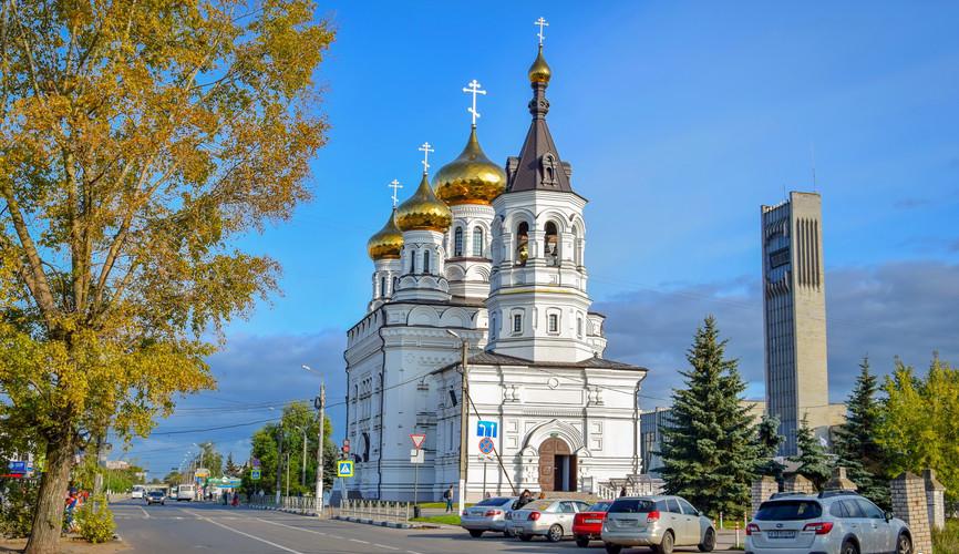 Церковь Александра Невского в Твери