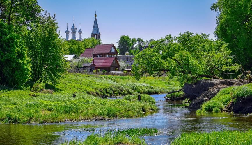 Деревня Дунилово
