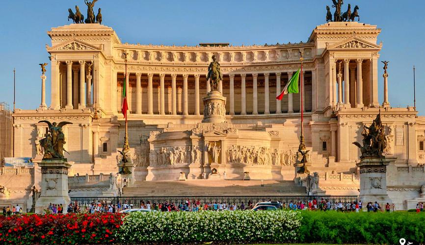 Римский Капитолий, Рим