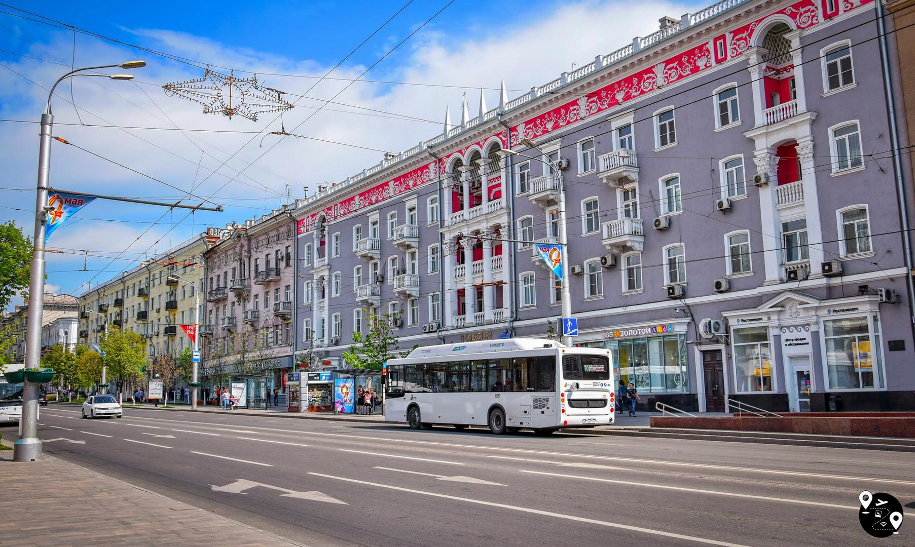 Улица Большая Садовая, Ростов-на-Дону