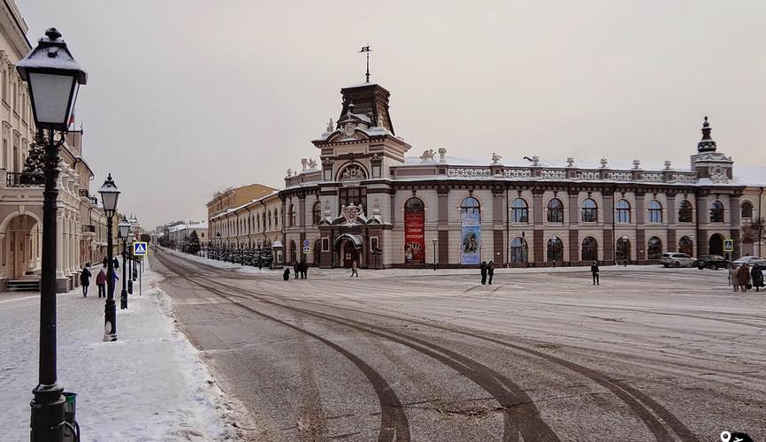 Национальный музей Татарстана, Казань