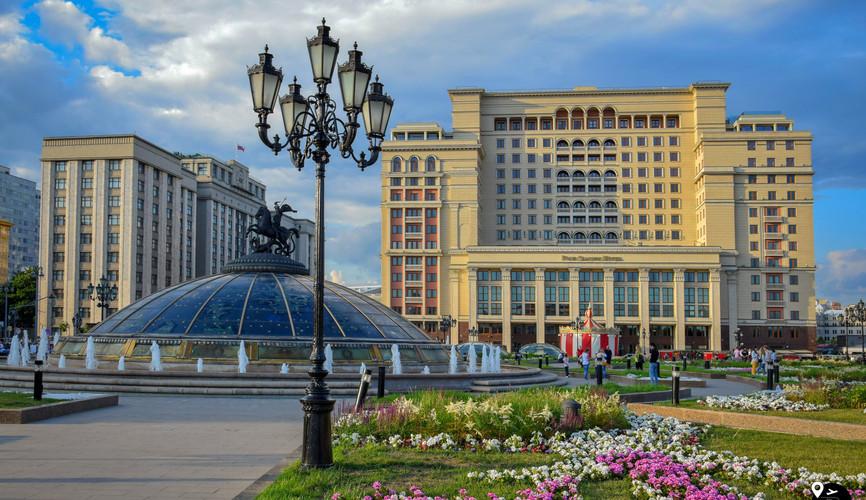 Охотный ряд, Москва