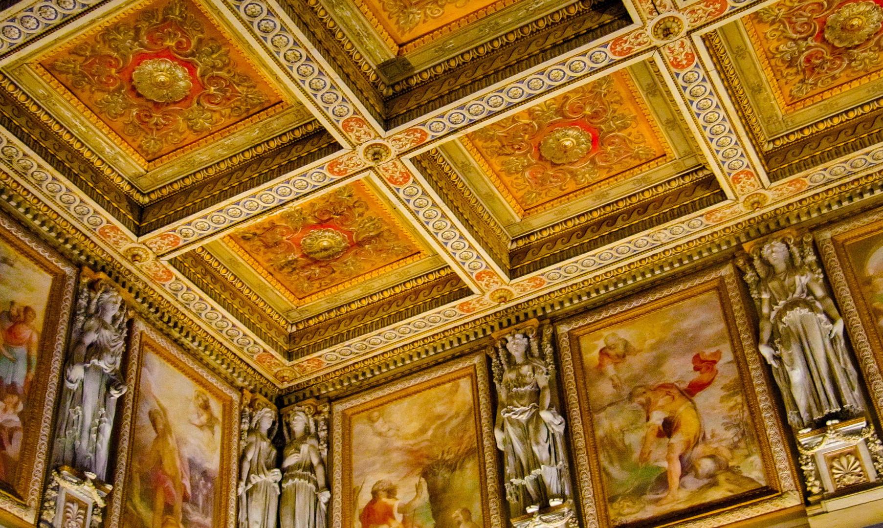 Галереи музеев Ватикана