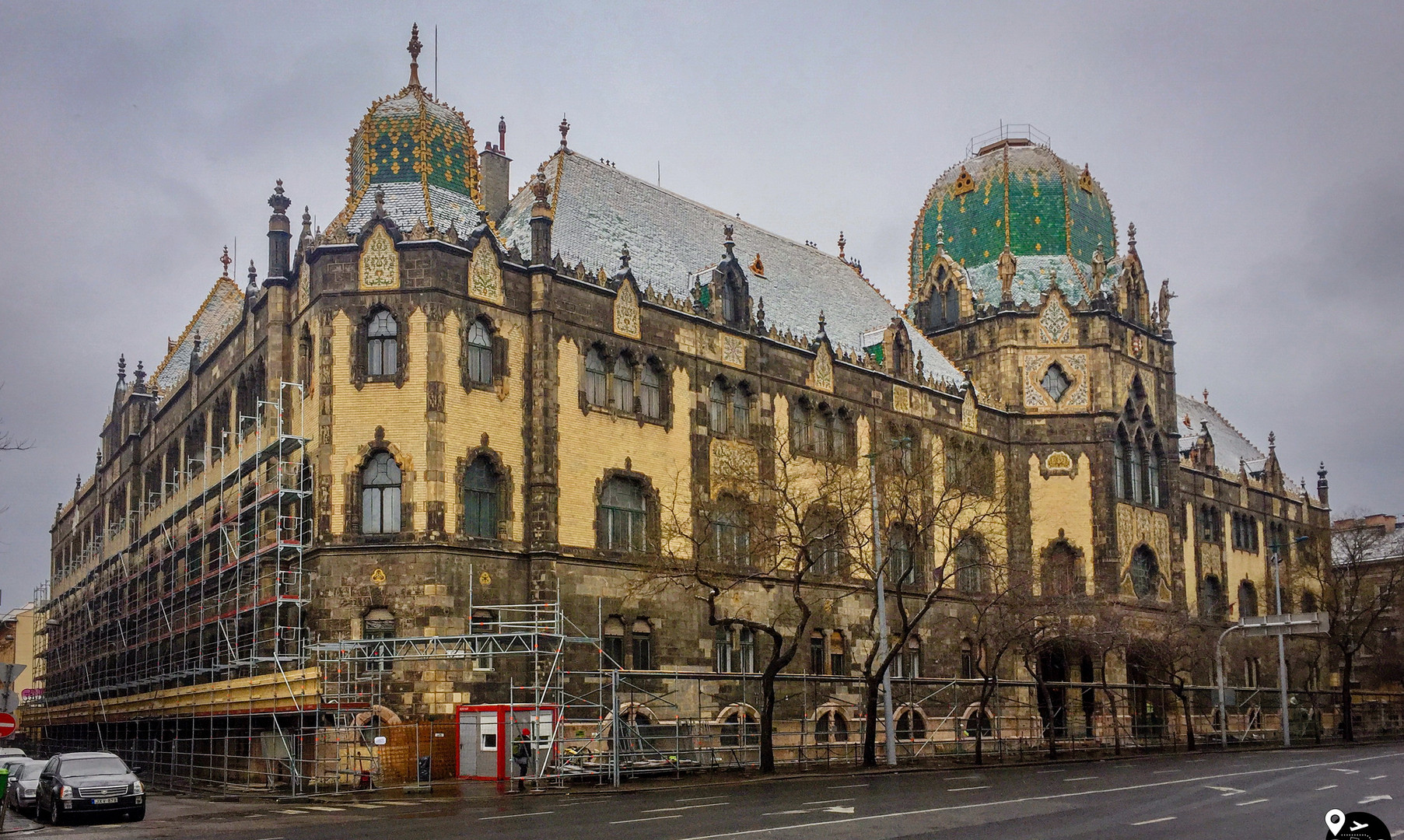 Музей прикладного искусства, Будапешт