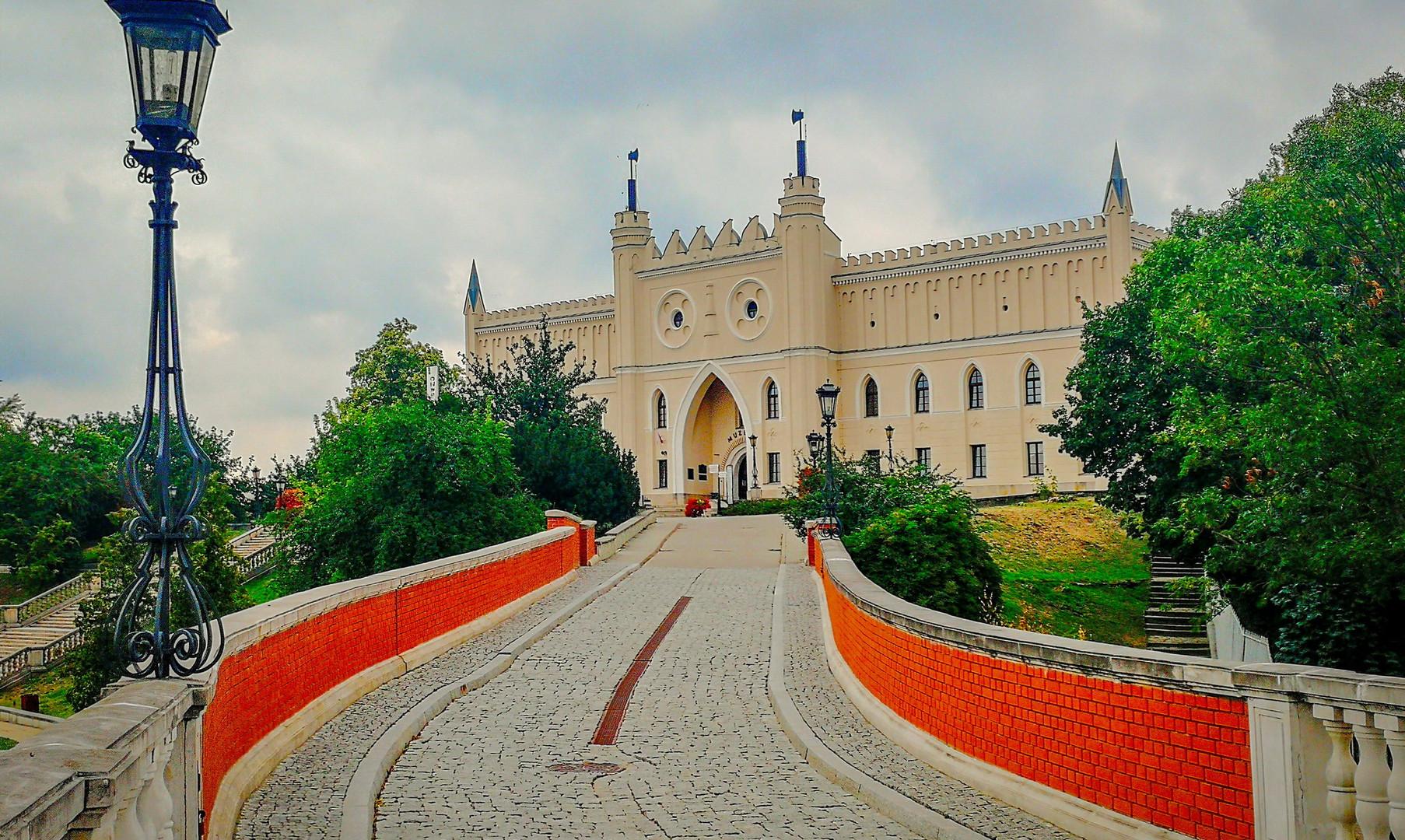 Люблинский замок, Люблин