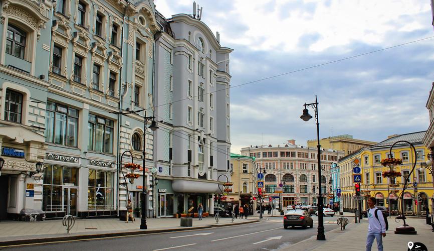 Улица Лубянка