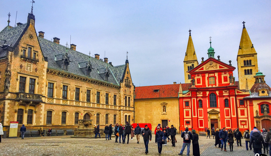 Пражский Град, Прага