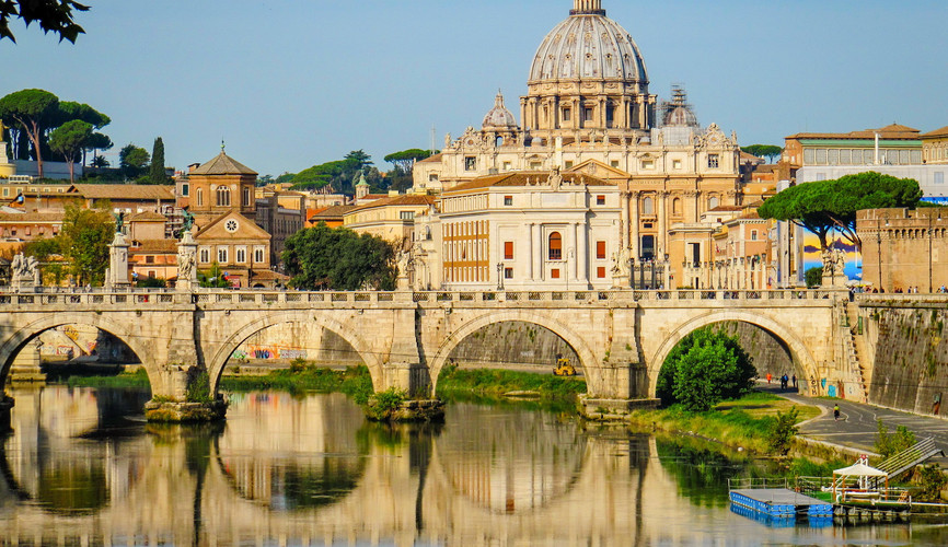 Базилика Святого Петра, Рим