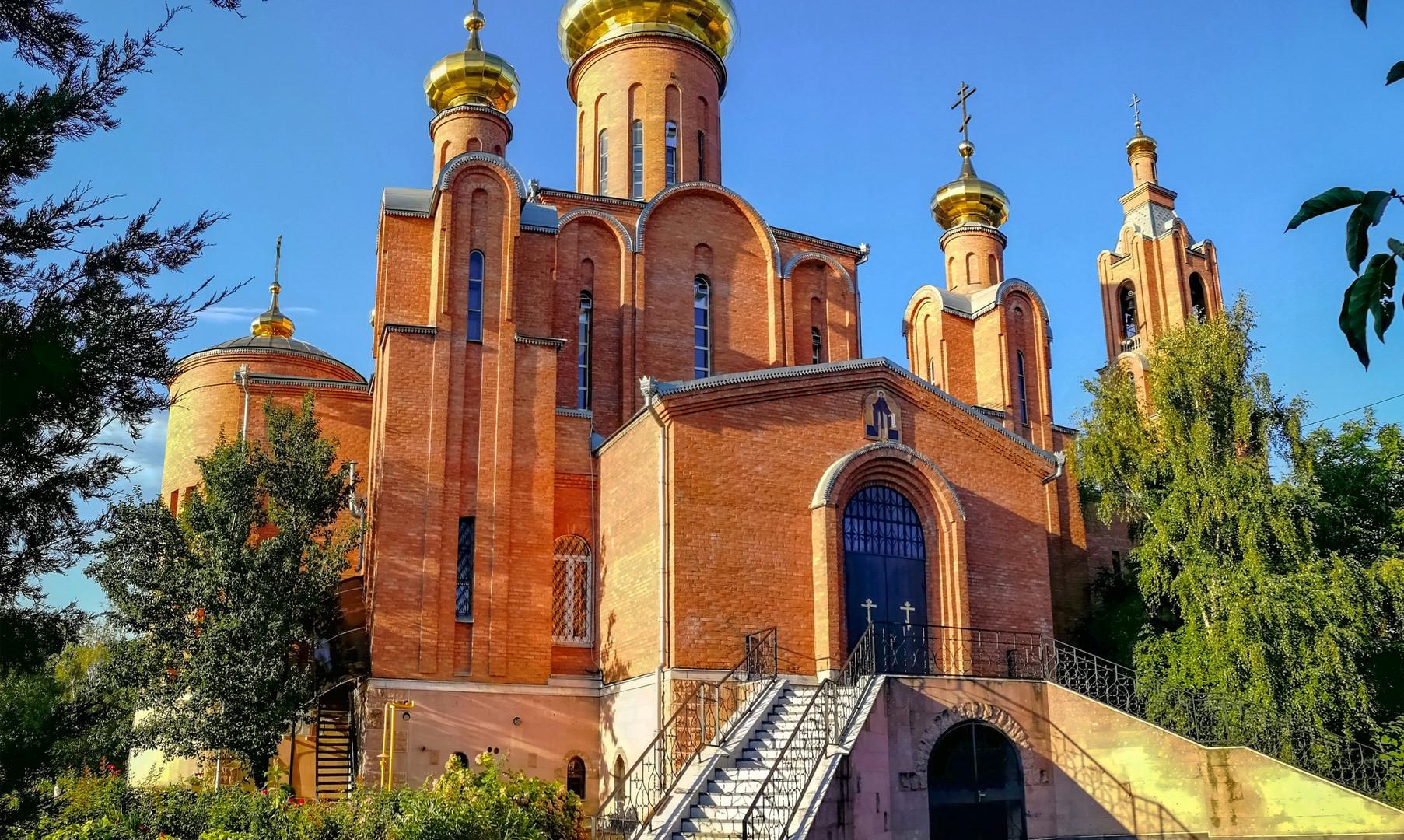 Покровский собор, Минеральные Воды