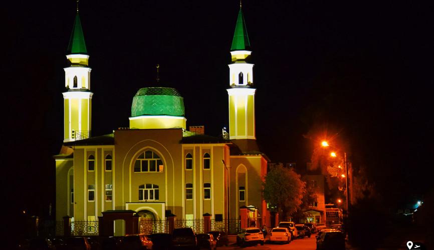 Мечеть в Костроме
