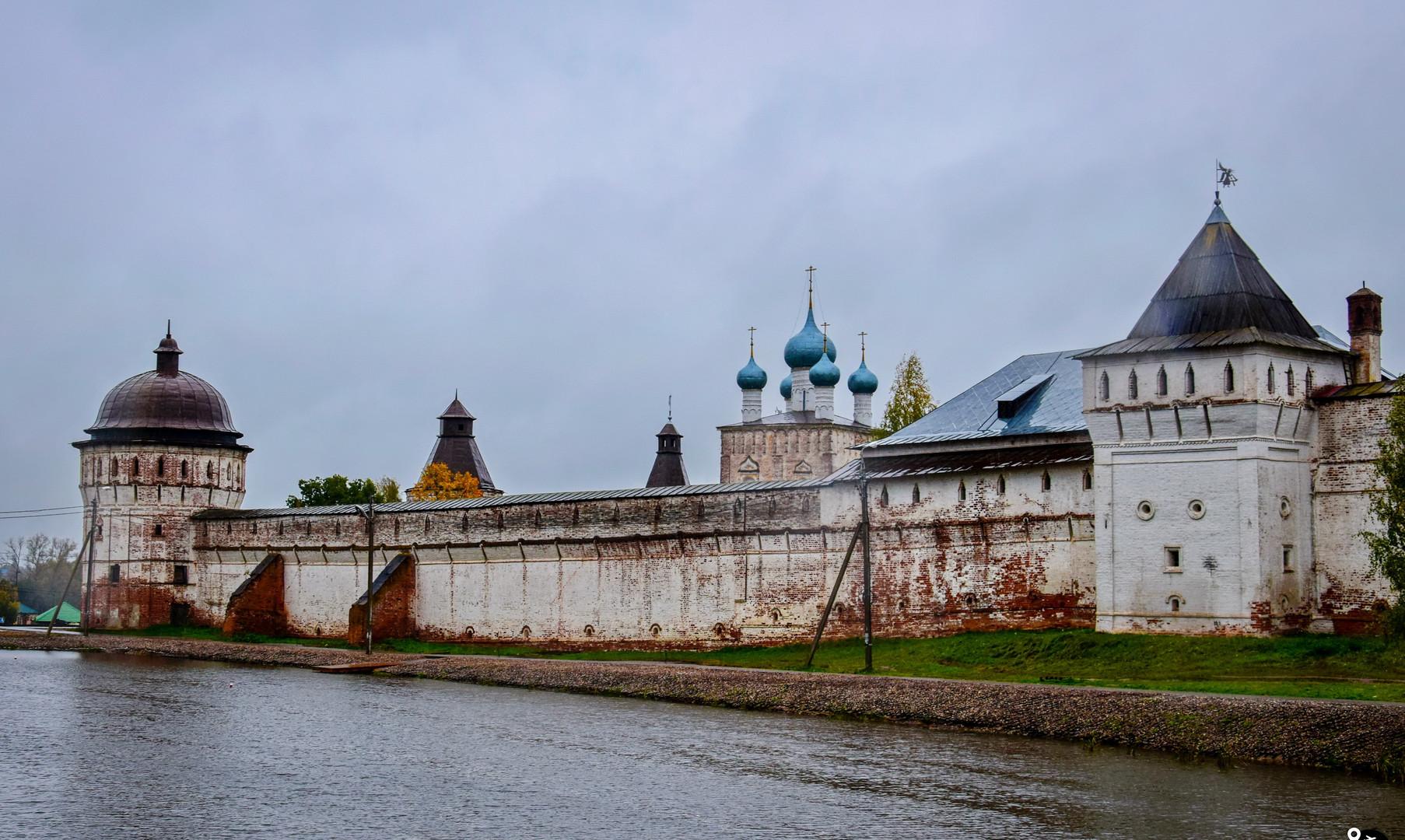 Борисоглебский монастырь, Ростов