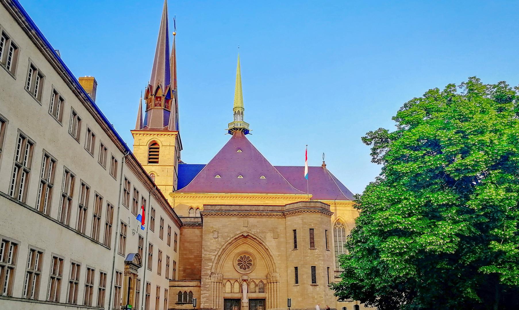 Собор Люксембургской Богоматери, Люксембург