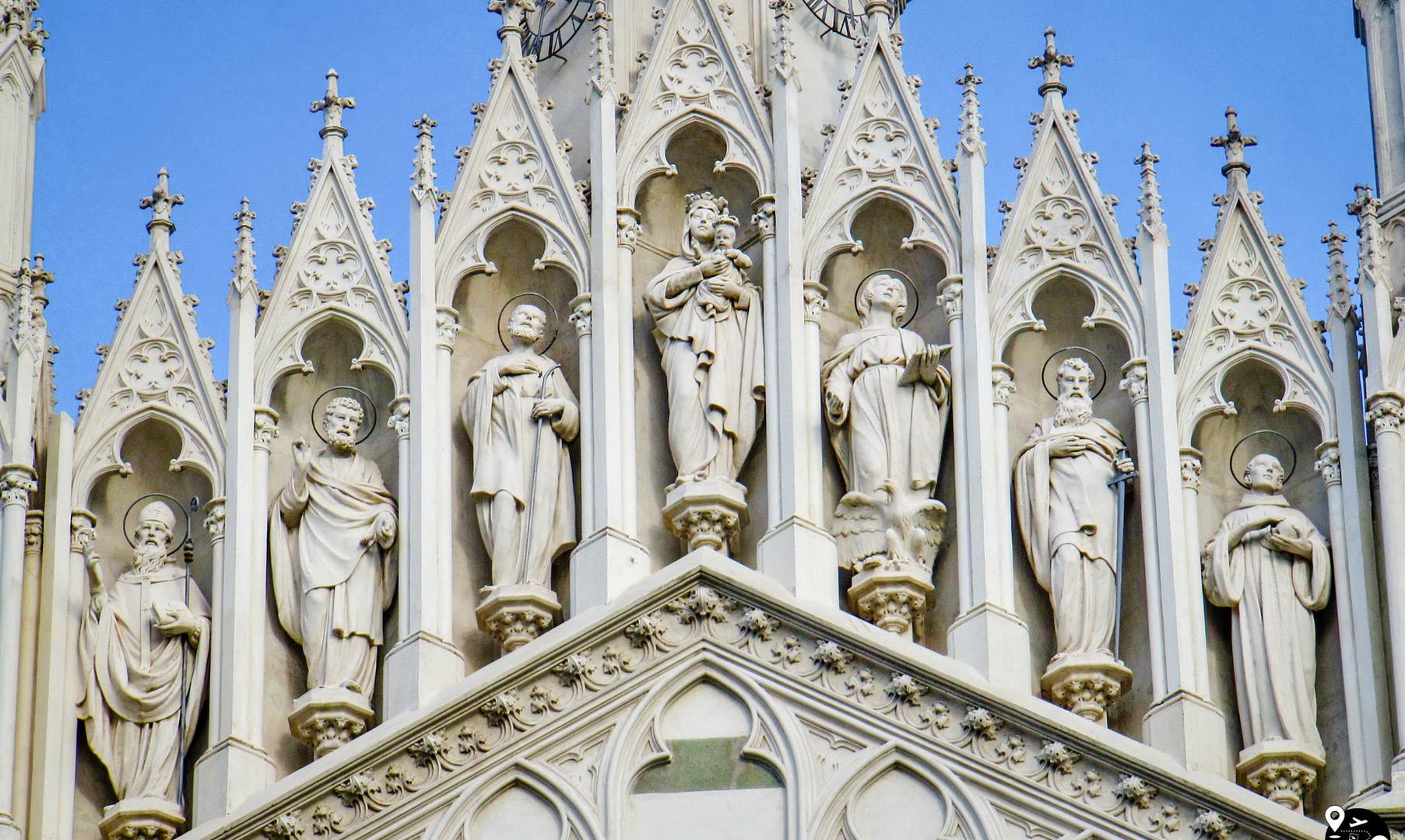 Церковь Покрова Пресвятого Сердца, Рим