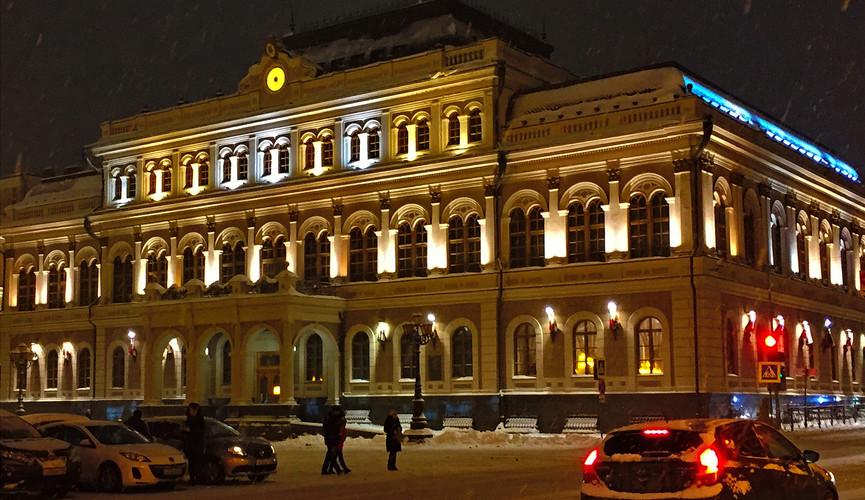 Городская администрация, Казань