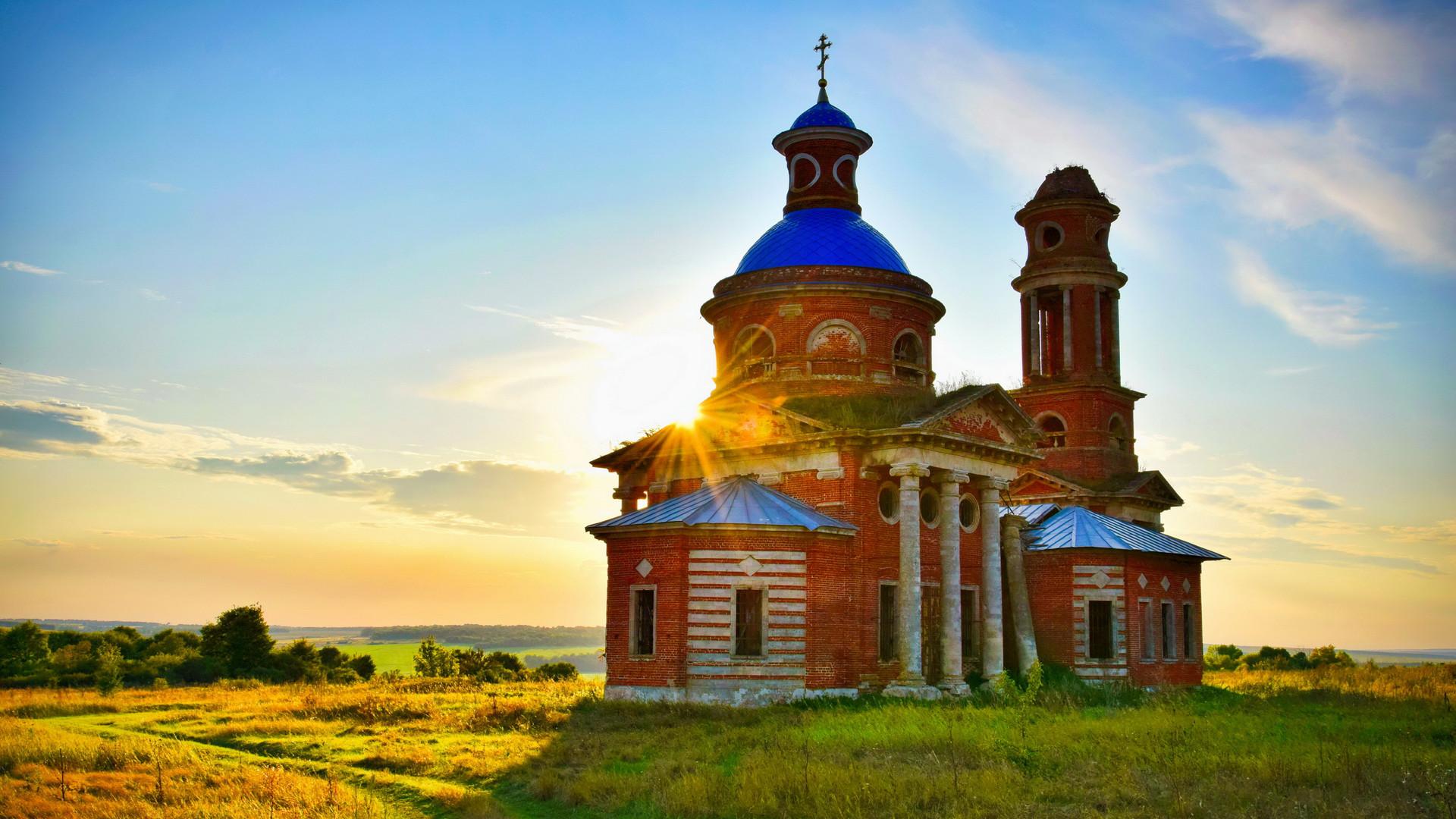 Знаменская церковь в урочище Кузьминки